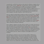 Vzhled textového editoru FocusWriter