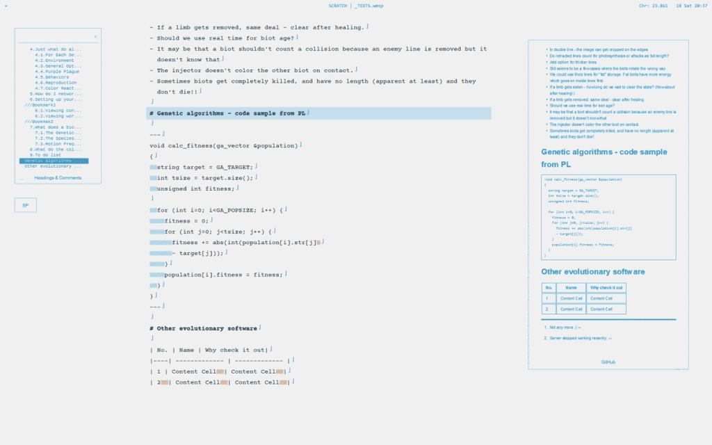 write-monkey-screenshot